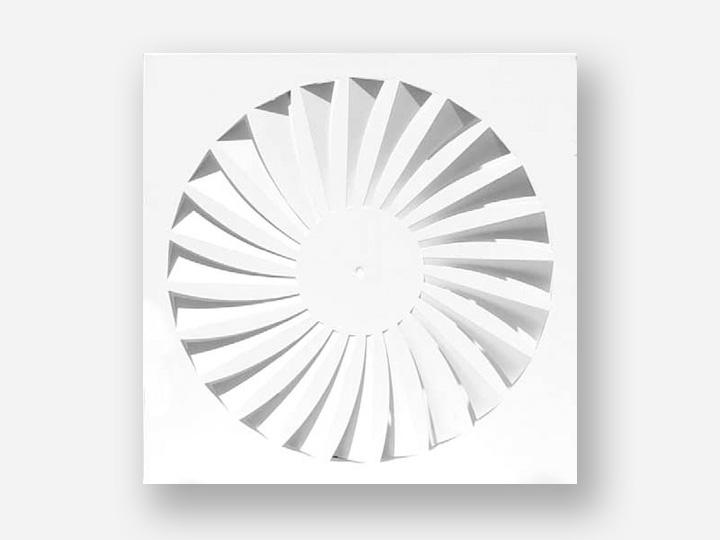 swirl diffuser